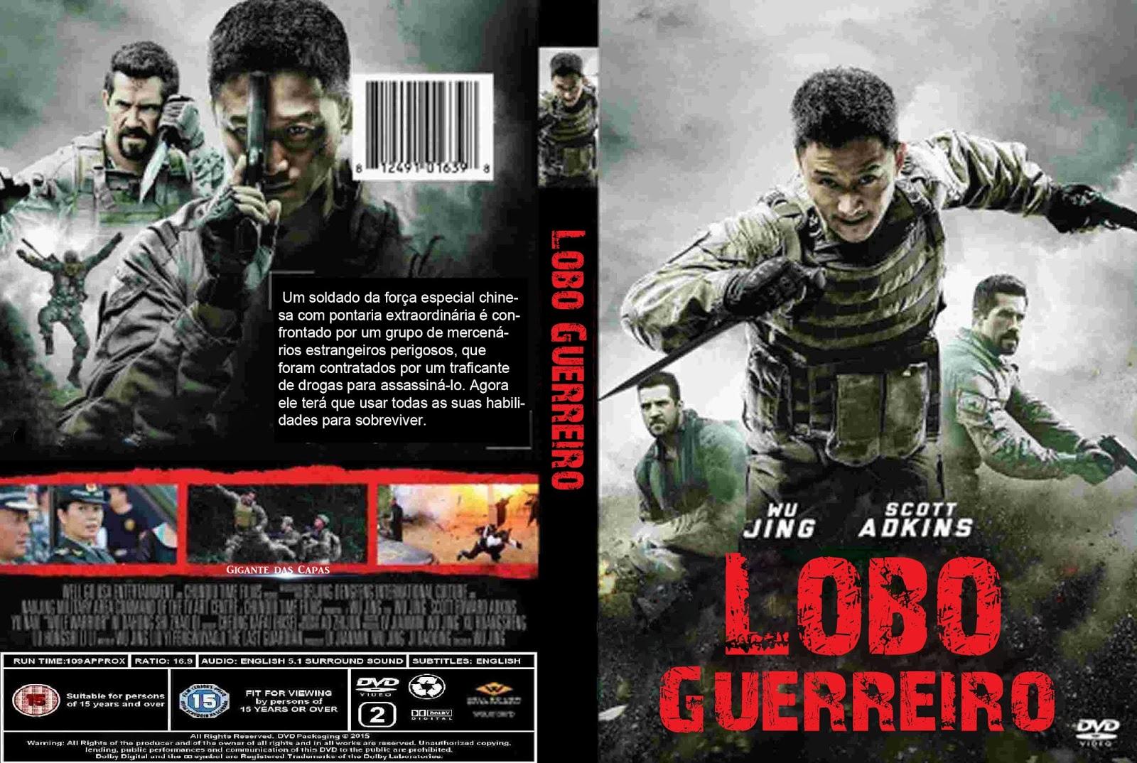 SENHOR DOS FILMES HD: LOBO GUERREIRO