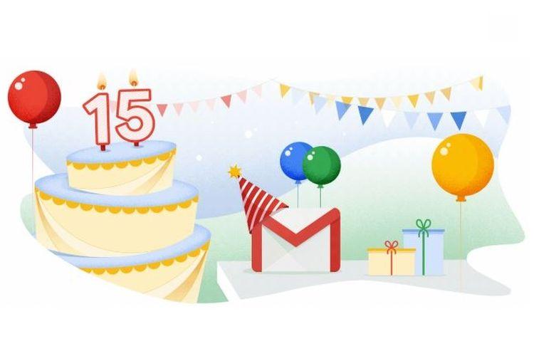 Inilah 15 Fitur Terbaru dari Gmail