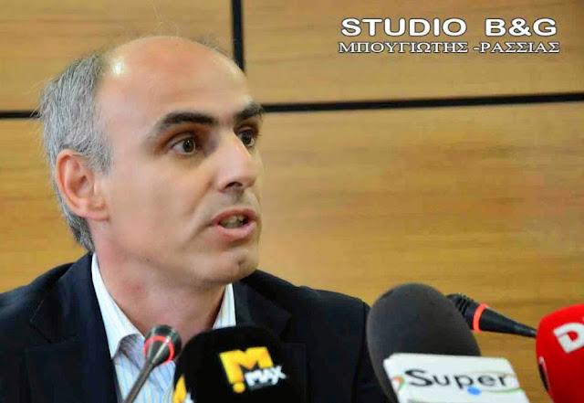 Γιώργος Γαβρήλος: ΟΧΙ στο κλείσιμο του Υποκαταστήματος της Τράπεζας Πειραιώς στο Λυγουριό