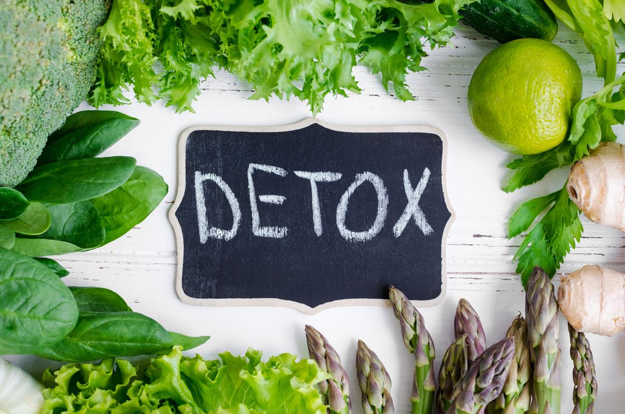 Cara-cara Detox Badan Untuk Mudah Turun Berat Badan.