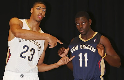 New Orleans Pelicans Jerseys - Home & Away
