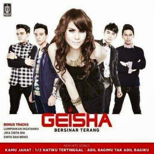 [Album] Geisha - Bersinar Terang (Full Album 2014)