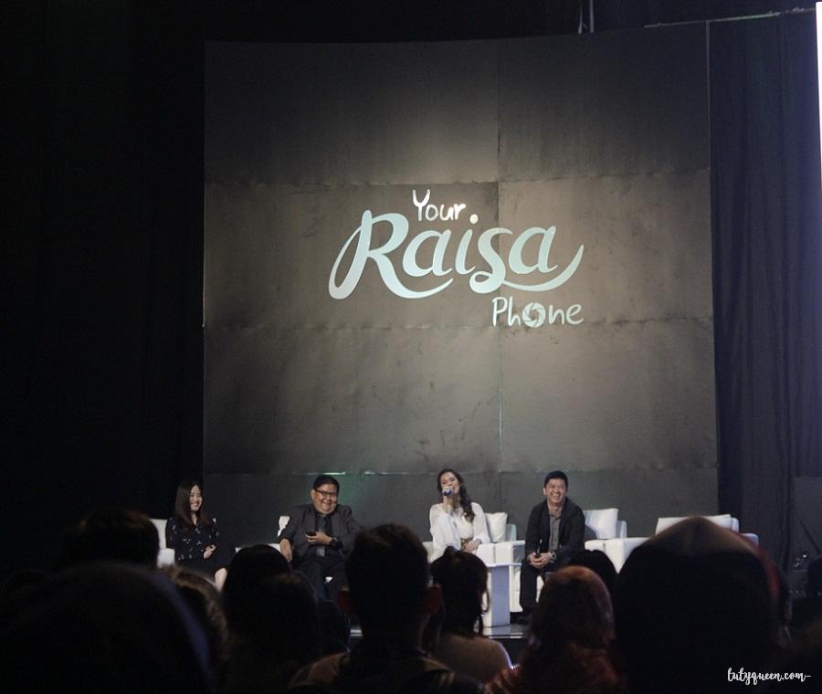 Raisa Phone