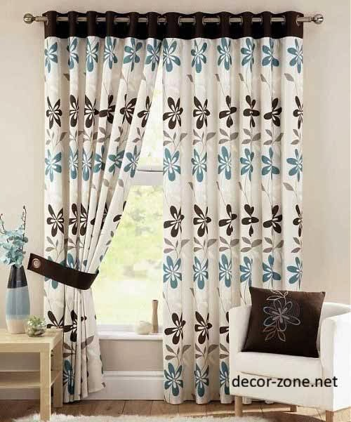 simple bedroom curtains ideas