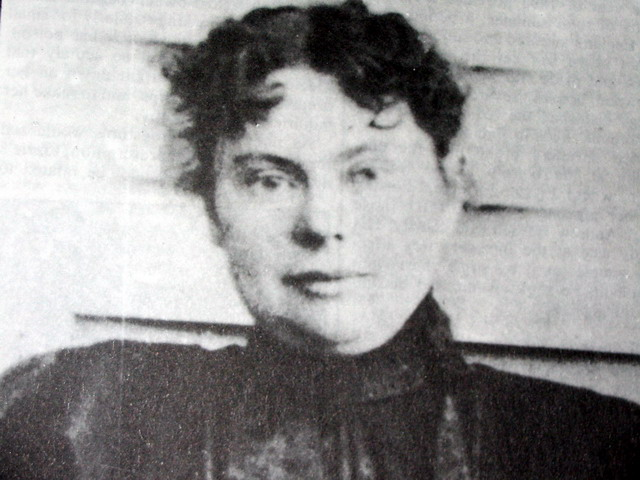 The Warrior Muse: L is for Lizzie Borden  The Warrior Mus...