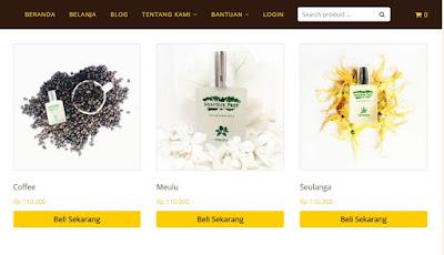 Minyak Pret Sebagai Produk Unggulan Aceh