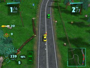 لعبة سيارات سباق