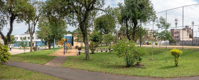 Praça Ouvidor Pardinho