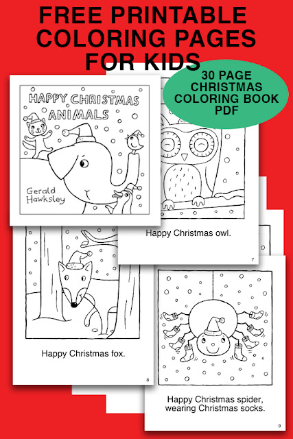free printable coloring book for children
