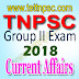Current Affairs 2018 Test