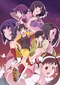 جميع حلقات الأنمي Nisemonogatari مترجم