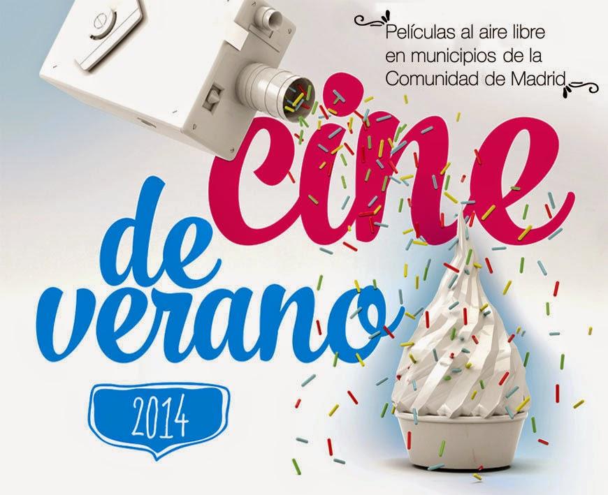 15ª Edición Cine de Verano de la Comunidad de Madrid