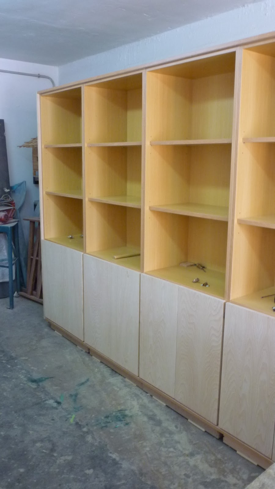 Carpintería De Madera Los Colegios Begoña