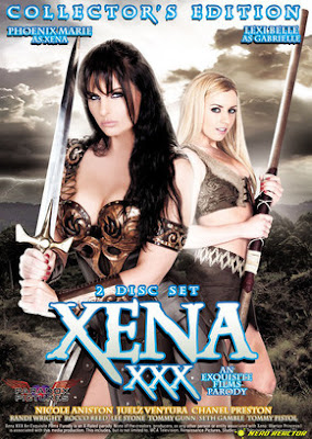 Xena Warrior Princess [XXX]