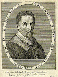 Cesare Cremonini was one of the most revered Aristotelian philosophers of his day