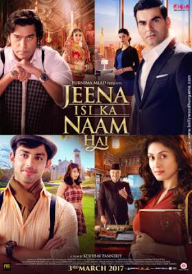 Jeena Isika Naam Hai 2017 Hindi DTHRip 480p 480Mb x264