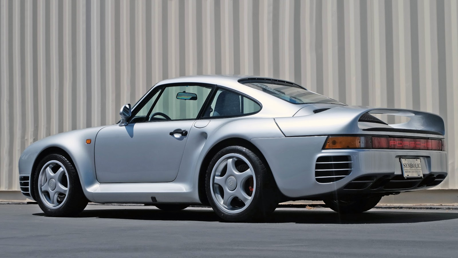 Audi 0 60 >> Porsche 959 With Over $100,000 In Maintenance Likely To Fetch Over $800k In Online Auction