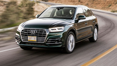 Audi Q5 Luxury SUV
