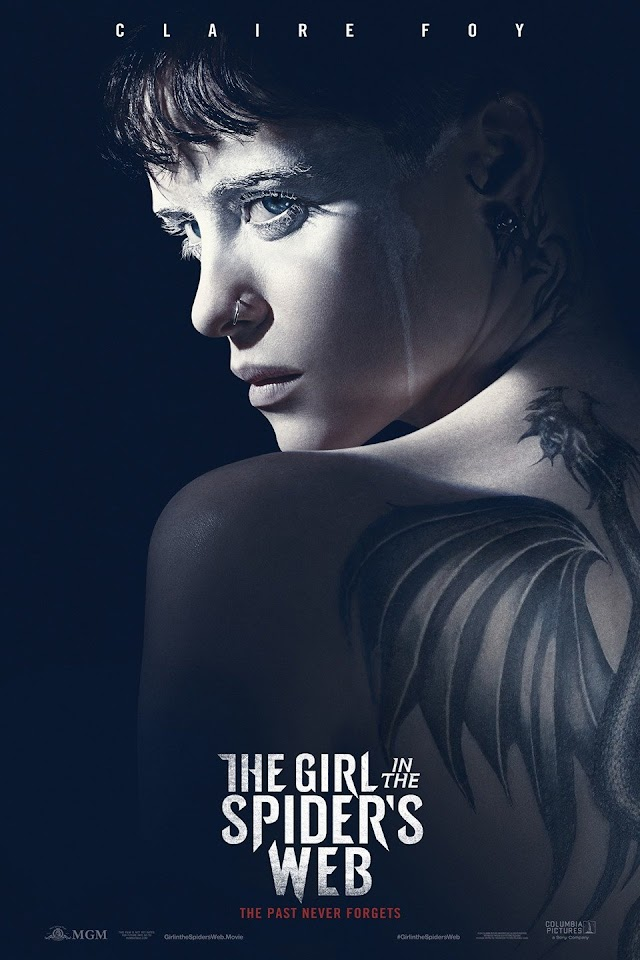 Nuevo Trailer de La Chica en la Tela de Araña 2018 | The Girl in the Spider's Web 2018