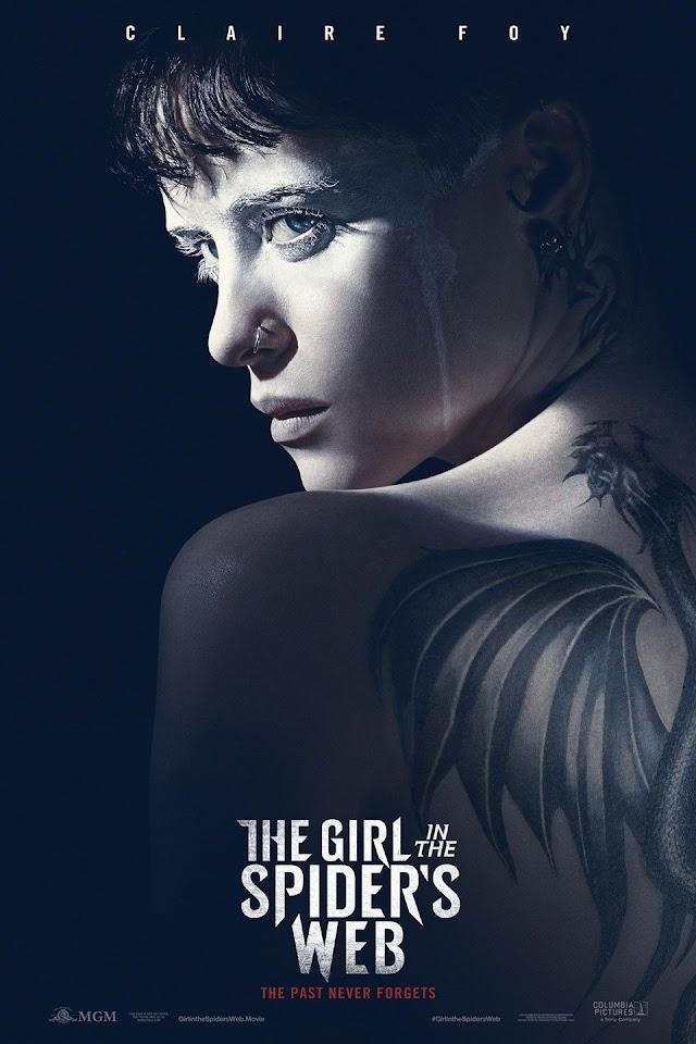 Nuevo Trailer de La Chica en la Tela de Araña 2018 | The Girl in the Spider's Web 2018