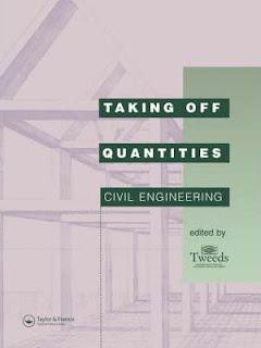 Taking Off Quantities Civil Engineering by Bryan Spain