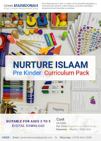 Pre Kinder Curriculum Pack