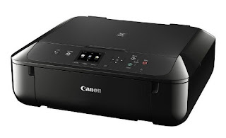 printer at nowadays for a land as well as tin non complain Canon Pixma MG5710 Driver Download