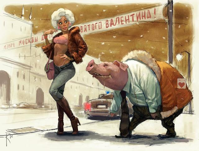 http://www.oblogdomestre.com.br/2017/10/WaldemarKazak.Arte.html