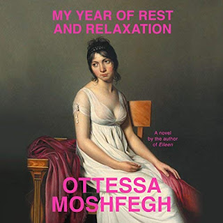 Review of My Year of Rest and Relaxation by Ottessa Moshfegh