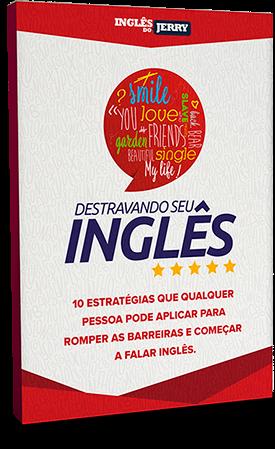 Ebook Grátis Destravando Seu Inglês