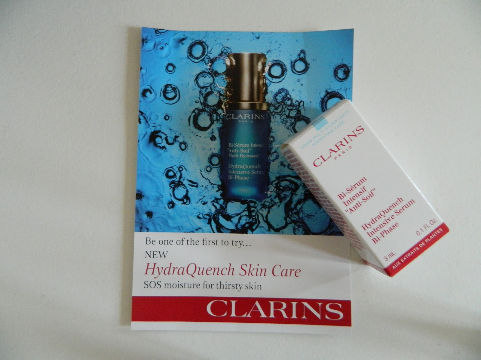 Hydra-Essentiel Bi-phase Serum by Clarins #22
