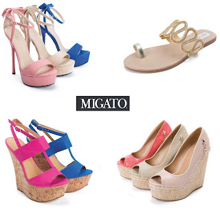 4f5f8a96ed6 Παπούτσια MIGATO Άνοιξη Καλοκαίρι 2013 | Μοντέρνα Σταχτοπούτα. . .
