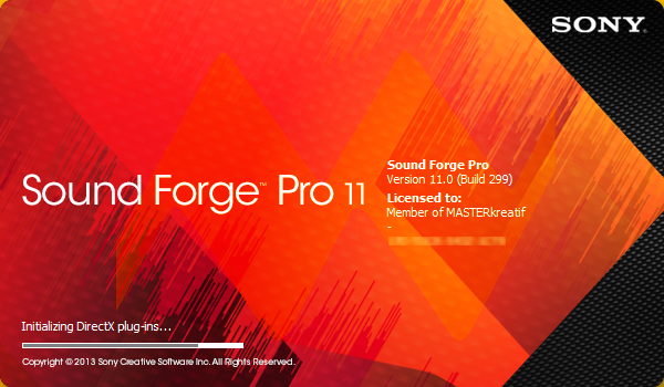 Sonic Foundry Sound Forge 60 Keygen Download 11