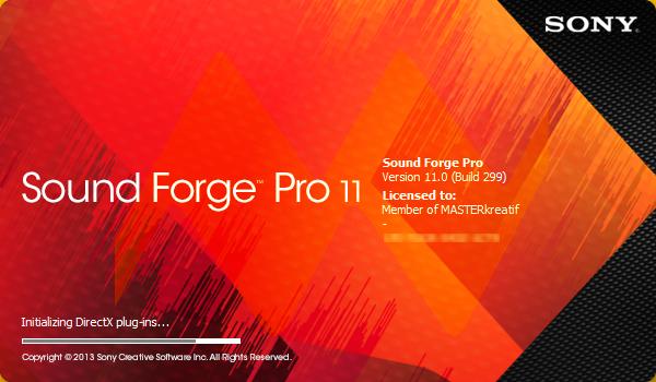 sound forge 6.0 crack file