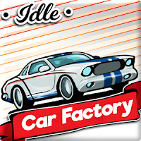 Idle Car Factory Unlimited Diamond MOD APK