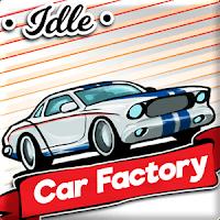 Idle Car Factory Unlimited Diamond MOD APK