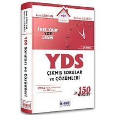 İrem Yayıncılık YDS Çıkmış Sorular ve Çözümleri (2014)