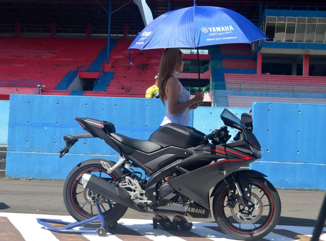 All New Yamaha YZF R15 V3 sudah tiba dikota Medan, berikut harganya sob