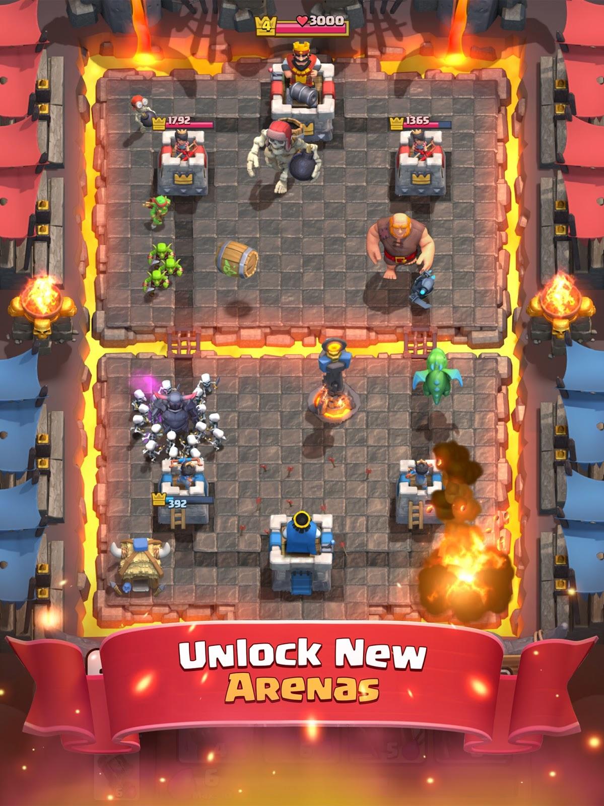 Скачать clash royale на андроид бесплатно, apk файл игры | mob. Org.