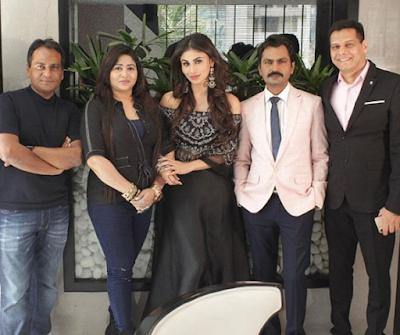 """Nawazuddin Siddiqui and Mouni Roy are paired up for upcoming Movie titled """"Bole Chudiyan""""."""