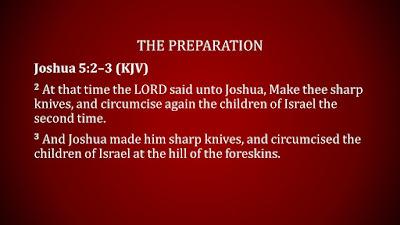 Besnijdenis - God vergeeft