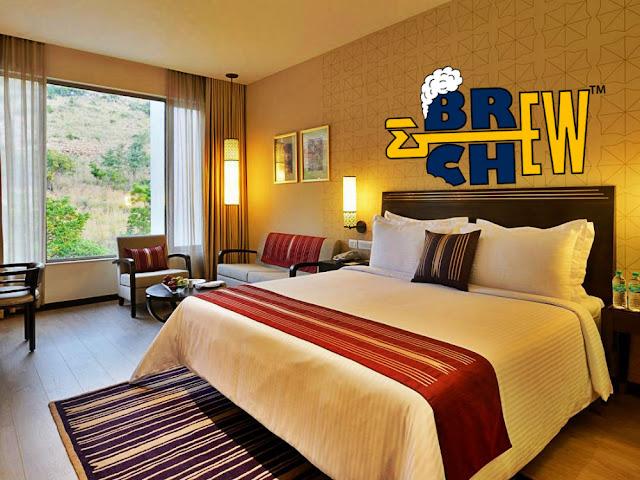 Marasa Sarovar Premiere - Tirupati Review   Bed Room