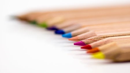 Colored Pencils for Drawings UHD