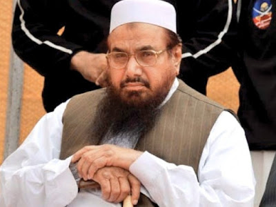 House Arrest of Hafiz Saeed