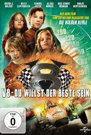 V8: Arranquen sus motores (V8 – Du willst der Beste sein) (2013)