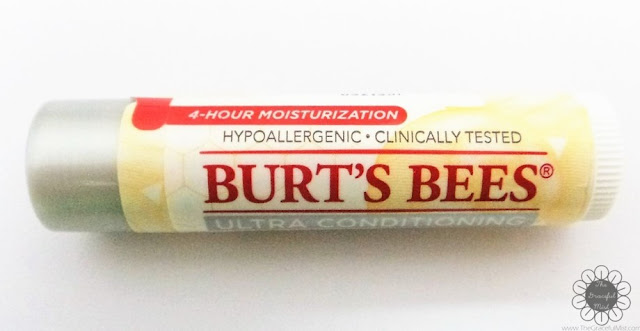 Burt`s Bees Philippines Lip Balms - Product Review and Top Picks - Ultra Conditioning Lip Balm with Kokum Butter - Ingredients (http://www.thegracefulmist.com/2016/10/Burts-Bees-Philippines-Natural-Lip-Balms-Products-Reviews-SampleRoomPh.html)
