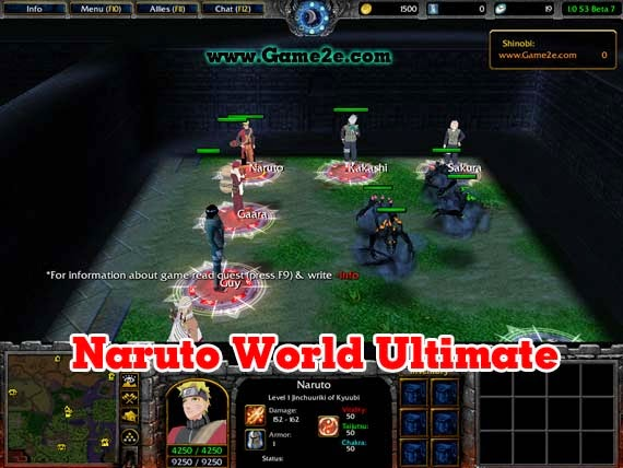 Naruto world ultimate b10w3x map download game2f naruto world ultimate b10w3x gumiabroncs Images