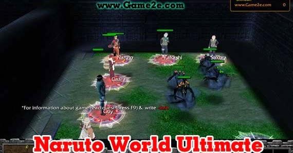 Naruto World 10 S3 B91a