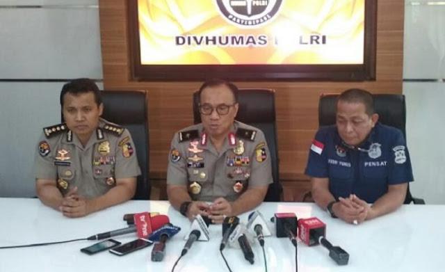 Satu Lagi Penyebar Hoaks Surat Suara Tercoblos Ditangkap Polisi