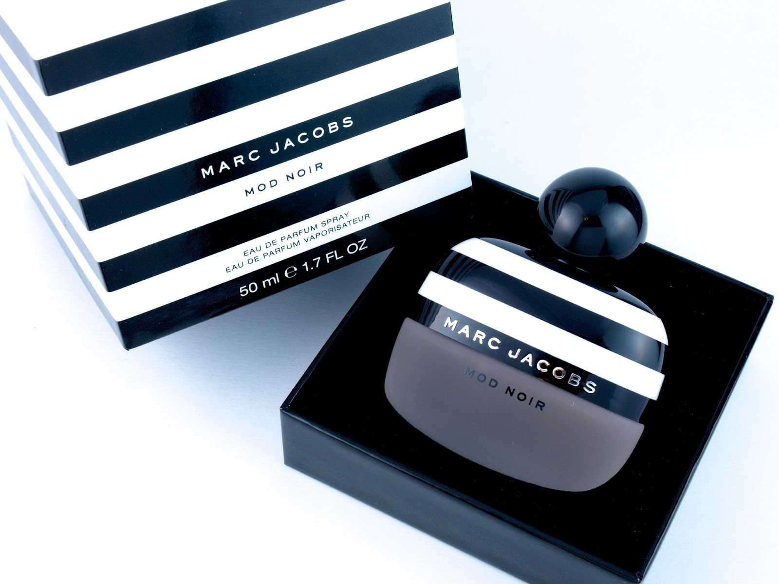 Marc Jacobs Mod Noir Eau de Parfum: Review